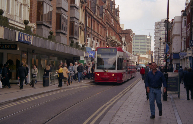 File:George Street (West), Croydon - geograph.org.uk - 829855.jpg
