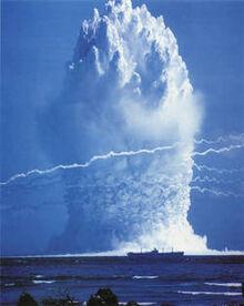 Project seal tsunami bomb