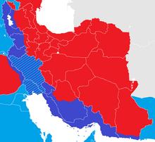Iran War map 4