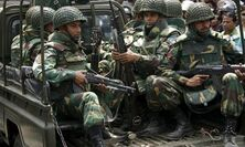 Bangladesh soldiers