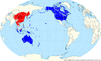 Chinese-American war 2020