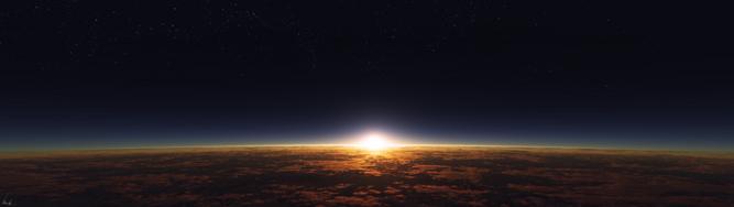 New Dawn (originally by KennethJensen, deviantart)