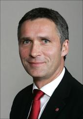 Jens Stoltenberg PM
