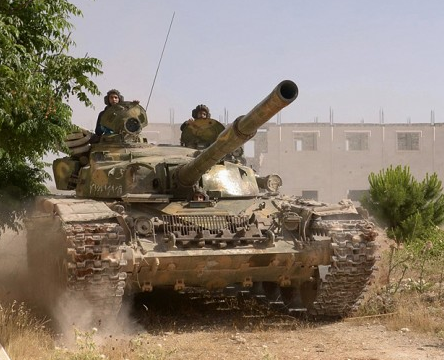 File:Tank in Iran.png