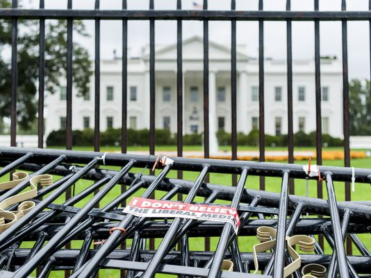 File:White House fence damadge.jpg