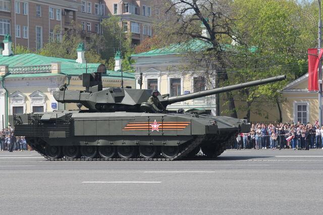 File:Танк «Армата» Т-14.JPG