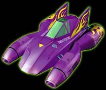 Hot violet