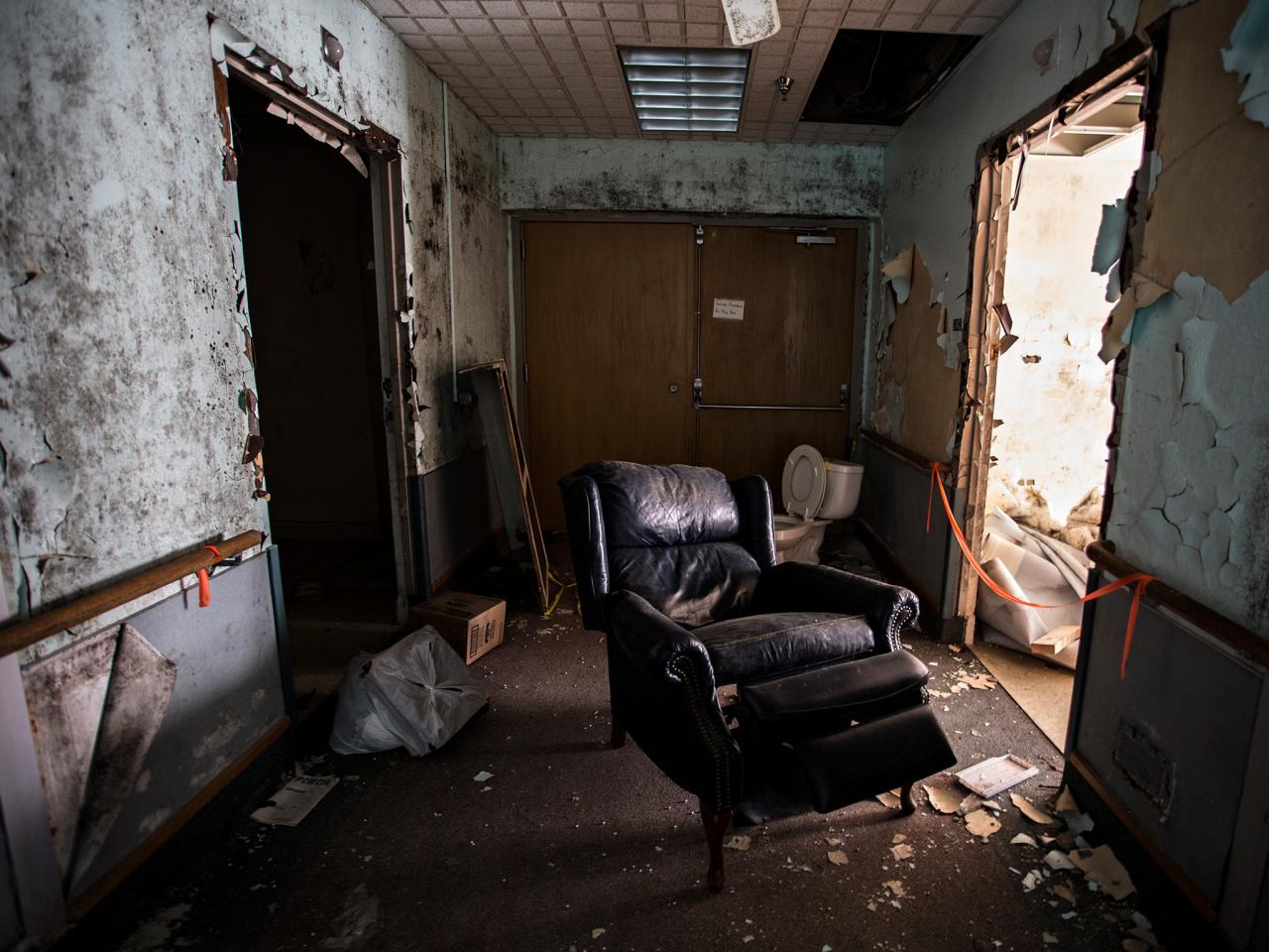 Nopeming Sanatorium Episode Ghost Adventures Wiki Fandom Powered