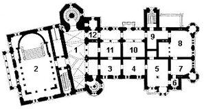 Neuschwanstein 3rd floor