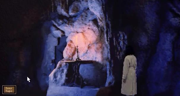 File:Neuschwanstein Reproduction of grotto from tenhauser saga.jpg