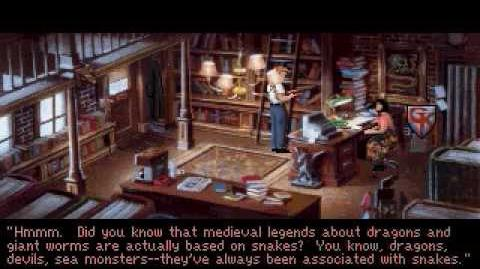 Gabriel Knight Sins of the Fathers (1993) PC Playthrough - NintendoComplete