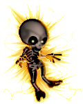 Alien zapped