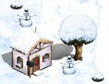 GaiaTowns Christmas House Day