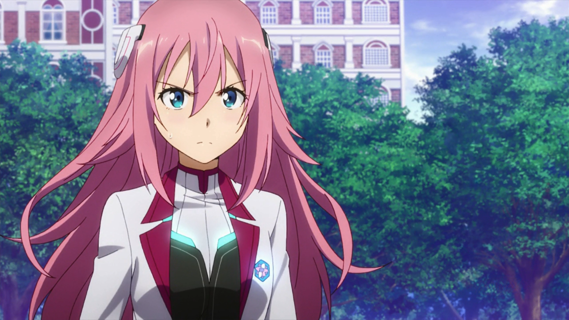 Image result for gakusen toshi asterisk