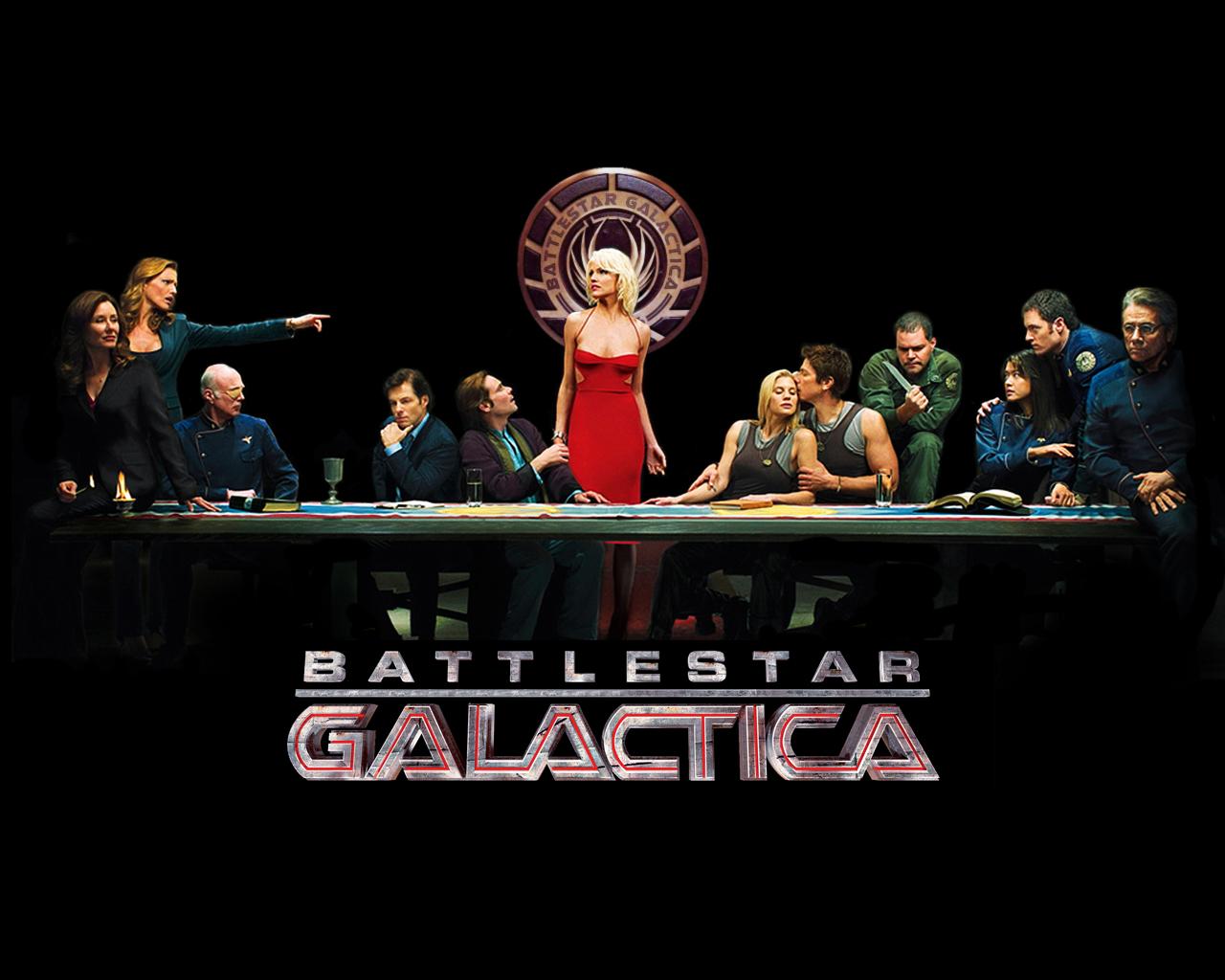 Risultati immagini per battlestar galactica