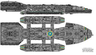 Atlantia Subclass Battleship