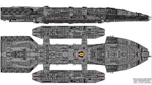 Triton Class Battleship