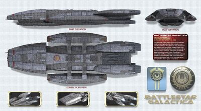 BG Battlestar Galactica schematic1