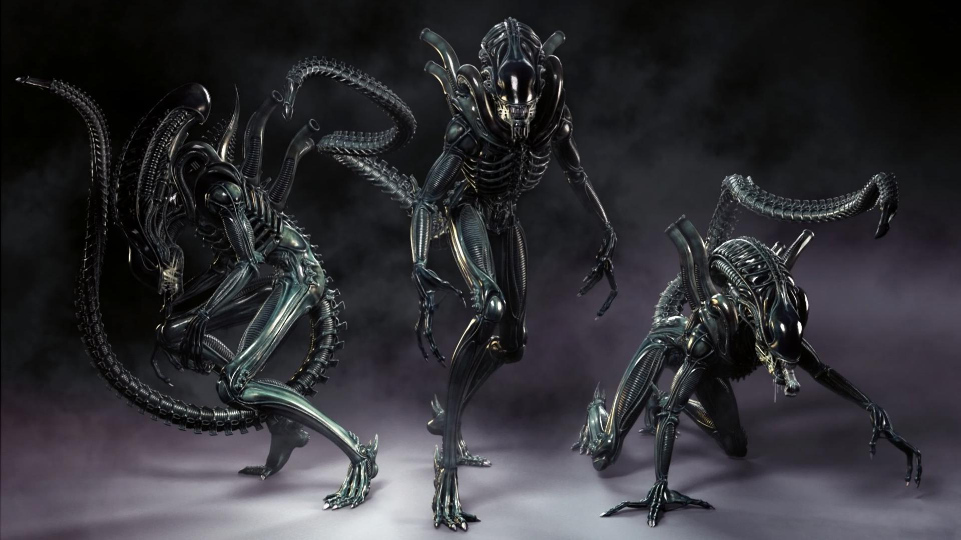 Xenomorph Queen Facehugger Xenomorph-alien-aliens-HD-