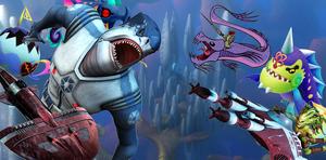 Mon Calamari Siege