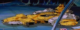 Autobot Assault Starship