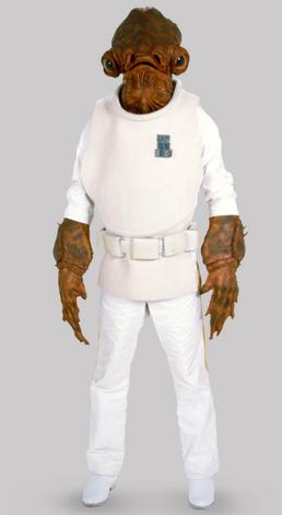 Admiral Gial Ackbar