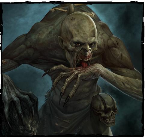 demon lord doresain the ghoul king galea wiki fandom