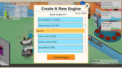 Custom Engines