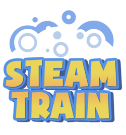 Steam Train logo