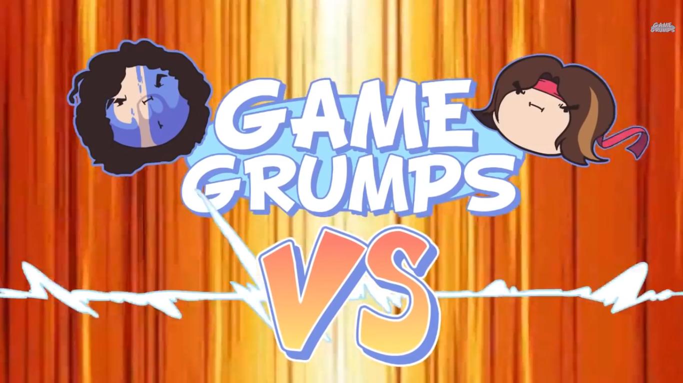 Danny Game Grumps Game Grumps VS | Game ...