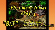 Arin Rating (DKC-1)