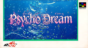 PsychoDreamCover