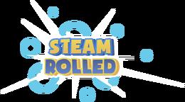 Steam Rolled Logo