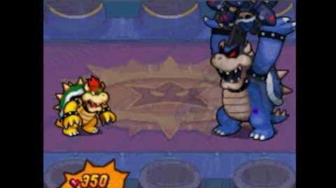 Mario & Luigi Bowser's Inside Story - Final Boss Dark Bowser Core