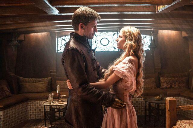 File:Jaime & Myrcella (S05E10).jpg