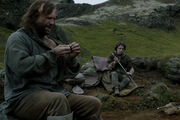Arya and Sandor - Mockingbird -2
