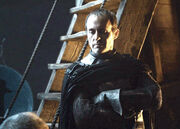 Stannis names Davos his Hand