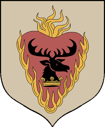 <b>House Baratheon of Dragonstone</b>