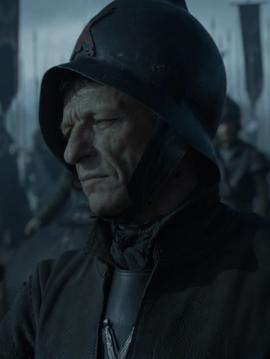 Captain of the Bolton archers