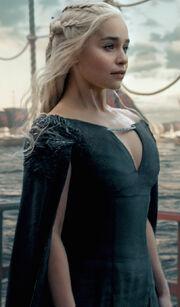 Daenerys Targaryen Season 6 Finale