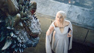 House of black and white drogon dany