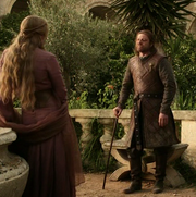 Eddard and Cersei 1x07