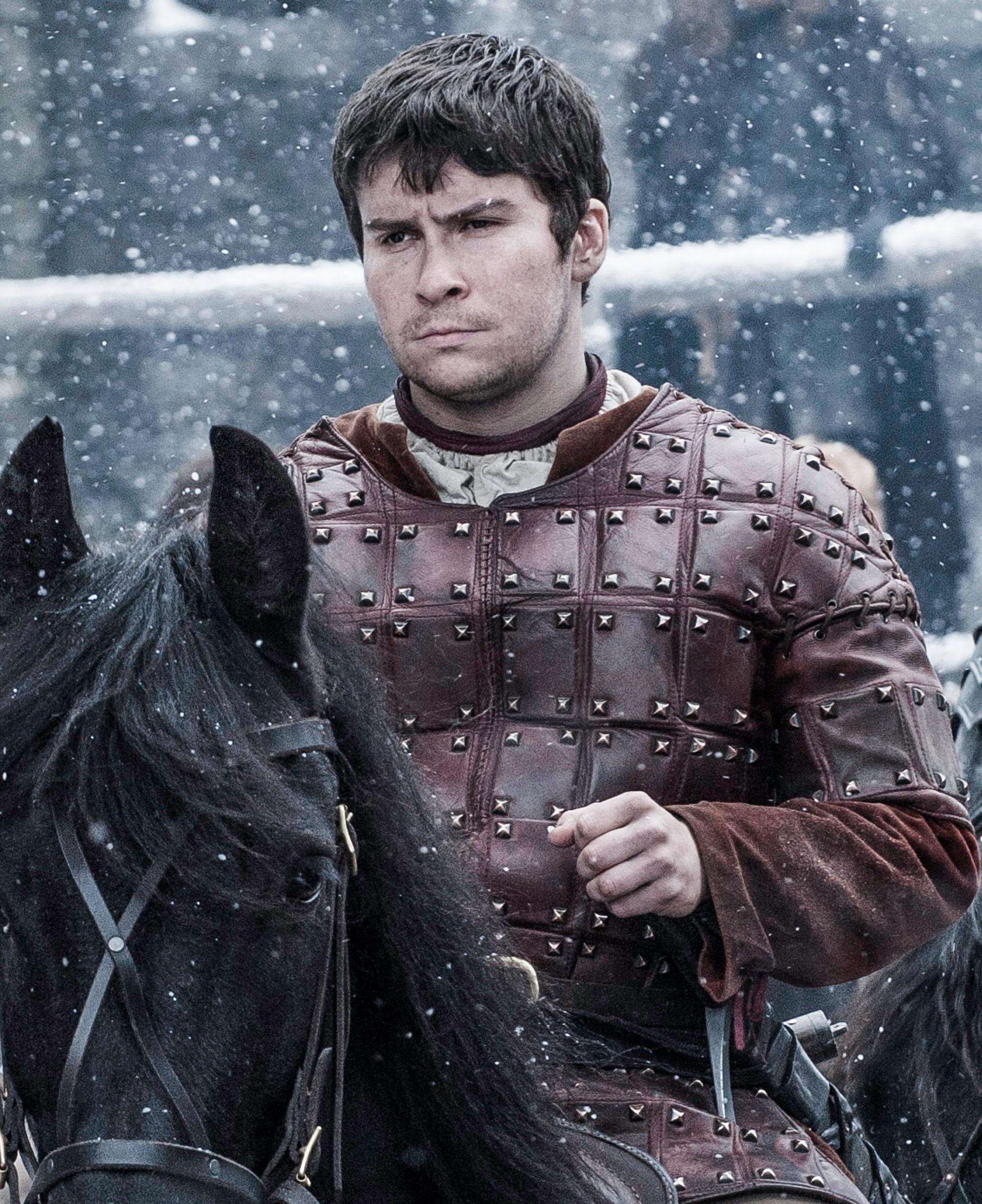 Podrick Game of Thrones Fan art: Help and critique needed ...