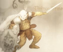 Aemon the Dragonknight