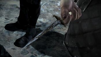Finn's Knife
