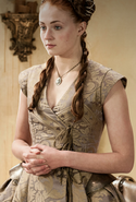 Second sons Sansa