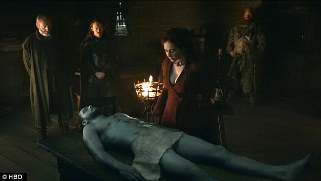 File:Melisandre raises jon from dead.jpg
