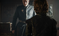 Tyrion and Tywin Mhysa