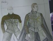 Renly costume concept art