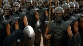 <b>The Unsullied</b>